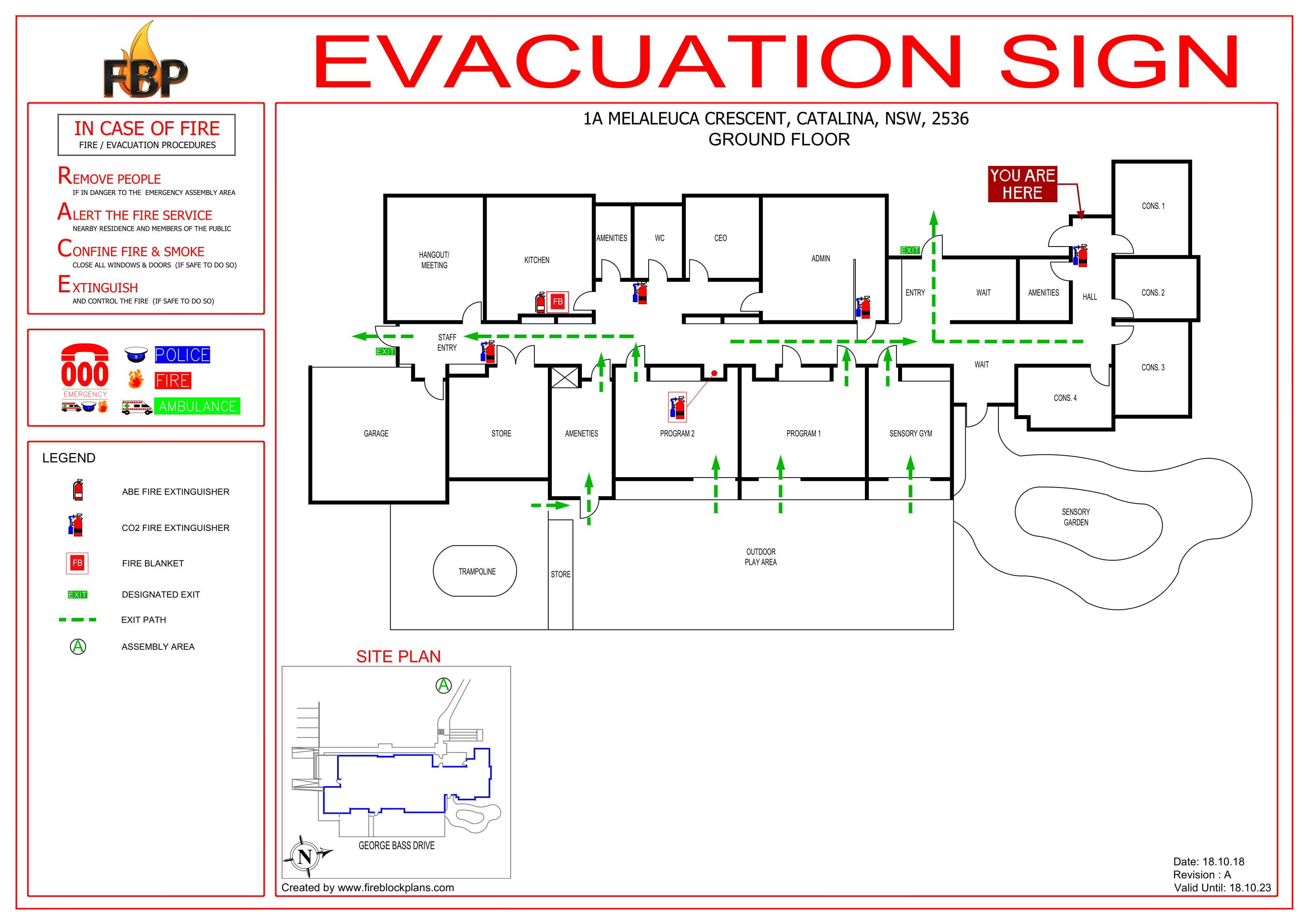 evacuation-diagrams-03   Fire Block Plans