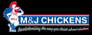 M & J Chickens logo